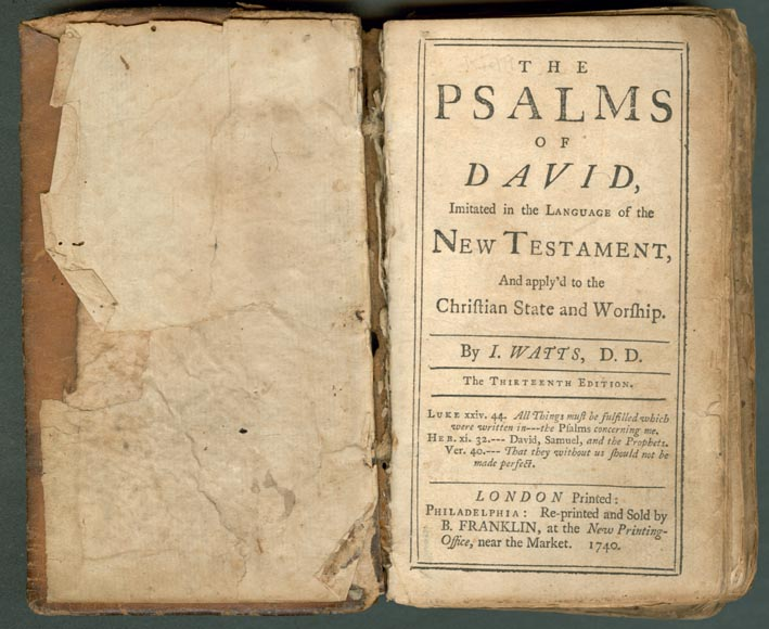 A Collection of Psalms and Hymns for Christian Worship (Classic Reprint)