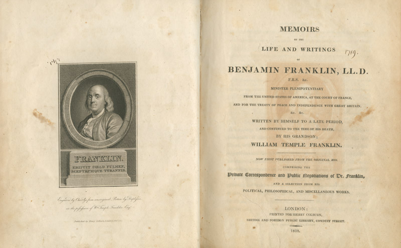 franklin autobiography