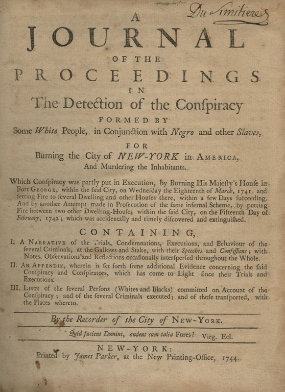 Slavery in Colonial America - Essay - Tori88