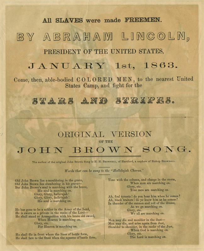 Civil War Songs and Poems | JocelynGreen.com