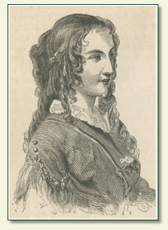MARIA BROOKS (1794 or 1795 – 1845)